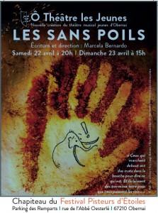 Affiche Les Sans Poils