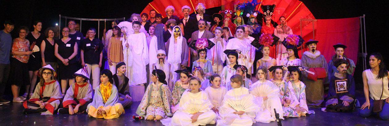 Association Ô Théâtre Les Jeunes